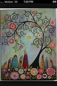 beginner+acrylic+painting+ideas | Easy Painting Ideas For ...