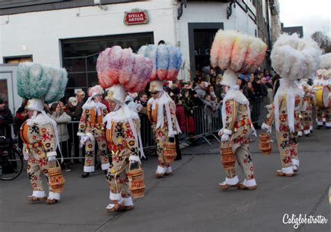 3 Days of Debauchery at the Aalst Carnaval California