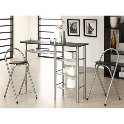 table bar cuisine design table haute et tabouret de bar design en image