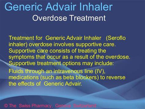 generic advair inhaler  treatment  asthma  copd