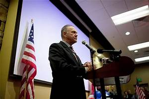GOP Senate Candidate Roy Moore Threatens to Sue Washington ...