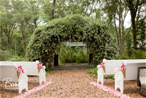 outdoor florida wedding locations garden weddings in florida