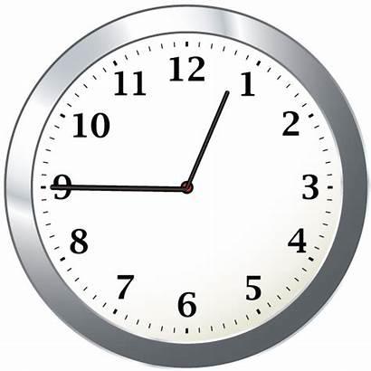 Clock Showing Clip Math 1245 Media4math Classroom