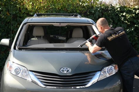 auto glass replacement stone chip repair golden state
