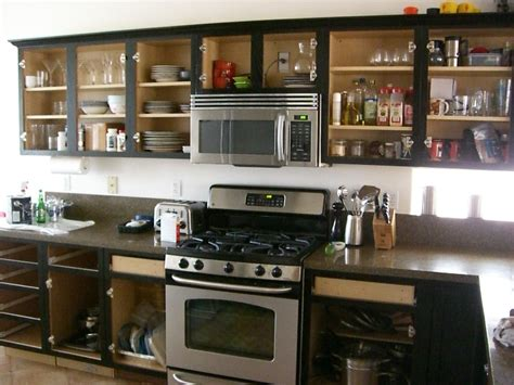 black painted kitchen cabinet ideas painting kitchen cabinets black design my kitchen