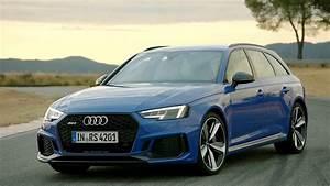 Audi Rs 4 : 2018 audi rs4 avant footage youtube ~ Melissatoandfro.com Idées de Décoration