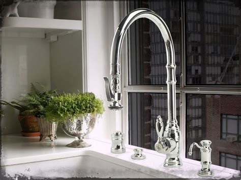 Waterstone Traditional Pulldown Faucet