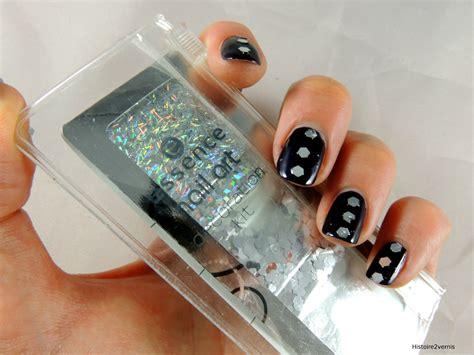dark knight  le kit essence nail art decoration