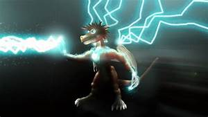 Blue Lightning Dragon | www.pixshark.com - Images ...
