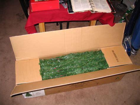 easy christmas tree storage ideas