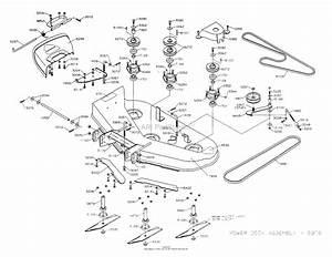 Dixon Ztr 4515b  2000  Parts Diagram For Mower Deck 42 U0026quot