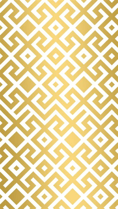 Gold Lock Screen Wallpaper For Phone by Gold Geometric Trellis Iphone Wallpaper Phone Background