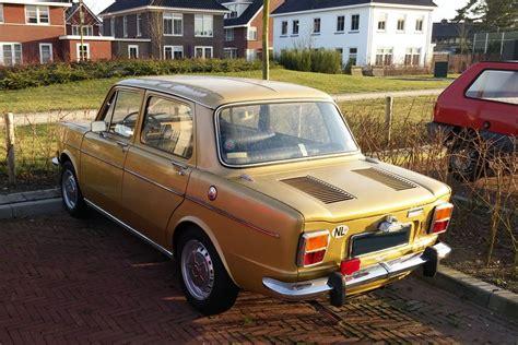 In het wild: Simca 1000 (1975) | Autonieuws - AutoWeek.nl