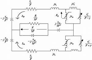 Equivalent Circuit Of The Single