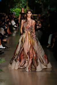 elie saab spring  haute couture dressed  nostalgia