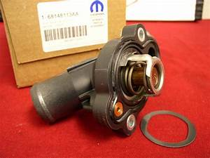 2008 Dodge Charger Thermostat  Gates Dodge Charger 2008 Oe