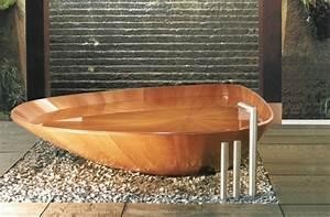 Freistehende Badewanne Holz : holzbadewanne coole vorschl ge ~ Yasmunasinghe.com Haus und Dekorationen