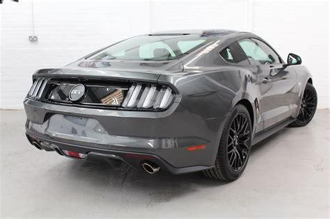 2017(17) Mustang Gt 5.0 V8 Fastback (custom Pack) Auto
