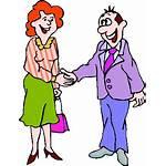 Meeting Cliparts Clipart Meet Vergaderen Communicatie Clip