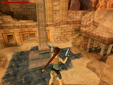 tomb raider  psx iso high compressed tn robby