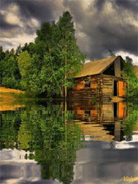 Animated Lake Wallpaper - animated lake house wallpaper
