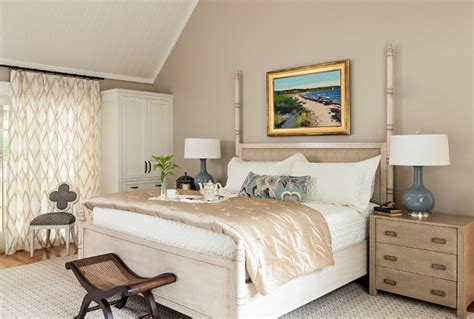 Bedroom Designs Neutral Tones by Cape Cod Cottage With Coastal Interiors Home Bunch