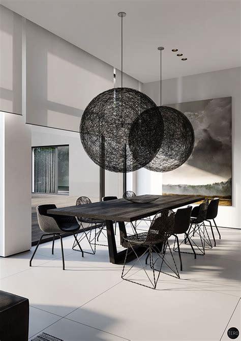 Come Arredare Sala Da Pranzo by Sala Da Pranzo E Nera 25 Idee Per Un Arredamento