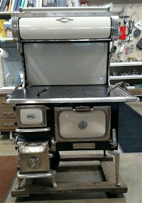 vintage kitchen wood cook stove elmira stove works great