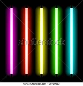 Neon Tube Light Vector Shutterstock