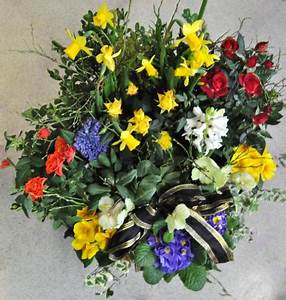 Trauer Blumen Bilder : pflanzschale trauer 005 ~ Frokenaadalensverden.com Haus und Dekorationen