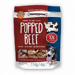 chewmasters popped beef 100 natural dog treats walmart With walmart dog biscuits