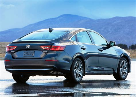 Honda New 2020 by All New 2020 Honda Insight Better Than Prius New Suv Price