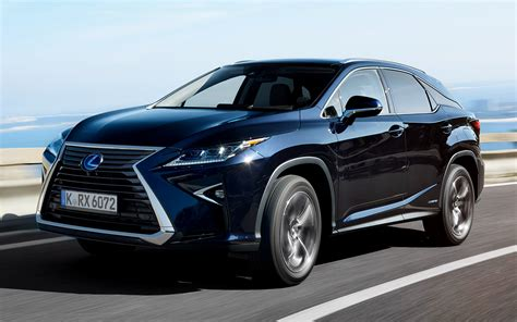 Lexus Rx Wallpaper by 2015 Lexus Rx Hybrid Wallpapers And Hd Images Car Pixel