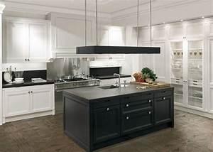Hotte Pour Ilot Central : hotte cuisine ilot central cuisine en image ~ Melissatoandfro.com Idées de Décoration