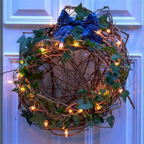 outdoor christmas lighting ideas rattancouk blog