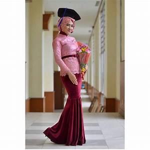 Model Hijab Untuk Kebaya Acara Perpisahan Sekolah Model Hijab Untuk
