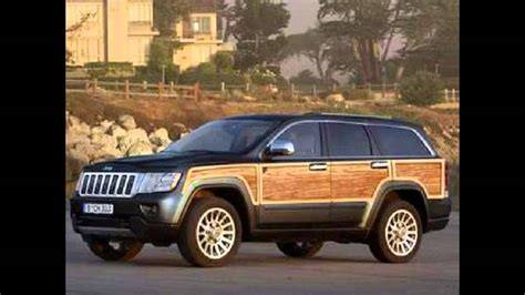 jeep grand wagoneer concept picture gallery youtube