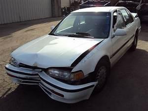 1992 Honda Accord 4 Door Sedan Lx Model 2 2l At Fwd Color