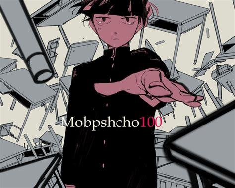 mob psycho fanart shigeo kageyama pixiv zerochan anime manga strongest psychic gauntlet onepunch runs vs wikia
