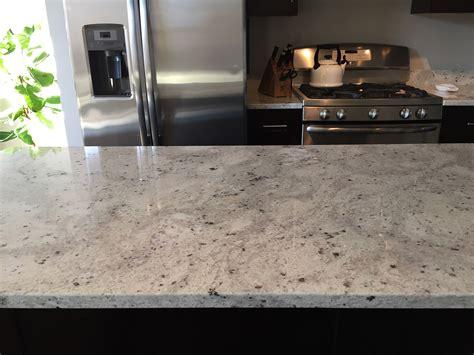 river white granite countertops city kitchen