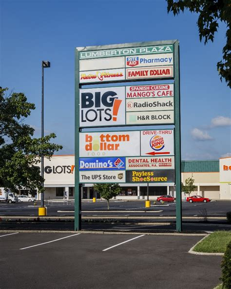 Retail Store Fit Out - Big Lots | The Bannett Group