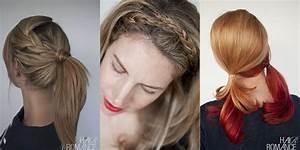 DIY Casual Hairstyle Ideas For Winter Season HairzStyle