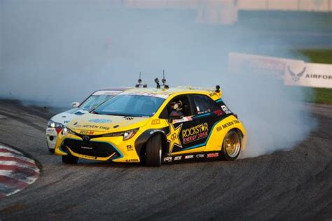 Fredric Aasbo charges for the championship - Formula DRIFT ...