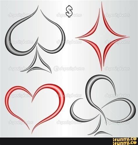 sum   images card tattoo designs