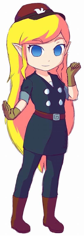 Groose Loose Zelda
