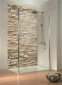 Wasserfeste Wandverkleidung Bad : die 25 besten ideen zu offene duschen auf pinterest ~ Lizthompson.info Haus und Dekorationen
