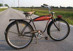 1955 26 quot schwinn black phantom bicycle bicycle bicycling vintage bicycles