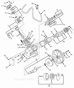 Kohler Air Compressor Parts Diagram