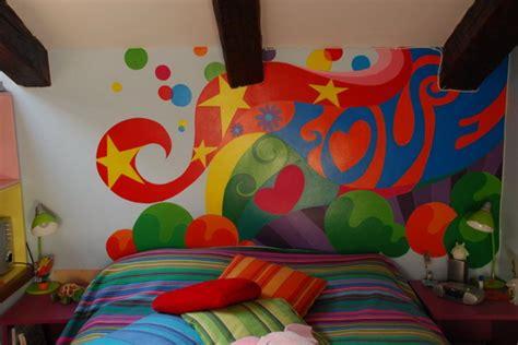 Graffiti Wallpaper For Room