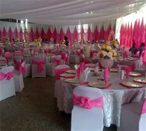 Event Management Decoration - event management company in abuja events nigeria